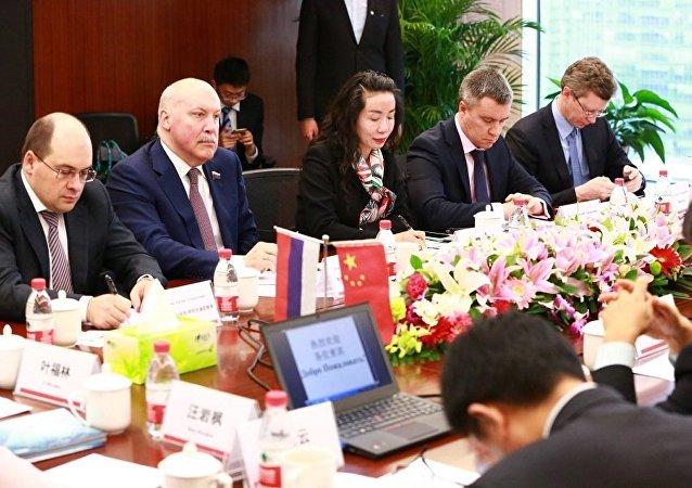 俄气保险公司将与中国公募基金合作为中资企业保驾护航