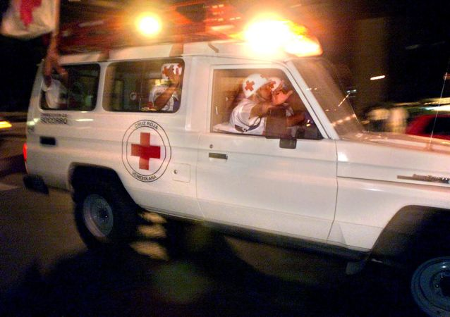 委内瑞拉反美演习期间发生直升机坠机  5人受伤