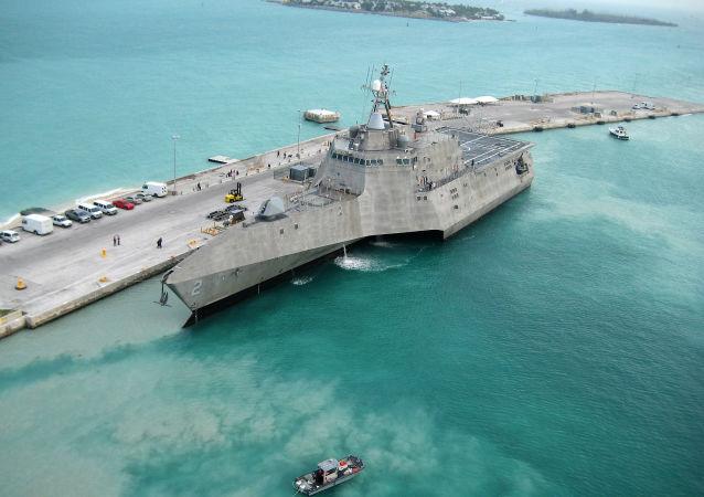 「'獨立'級瀕海戰鬥艦