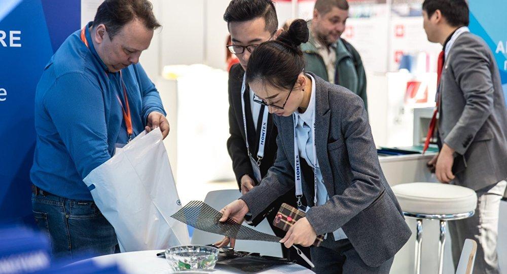 中国30余家企业将参加莫斯科纺织品展会