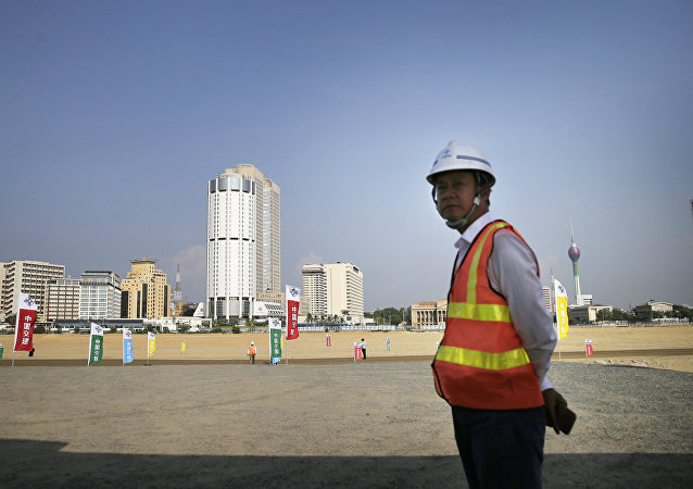 斯里蘭卡指望中國提供新的資金援助