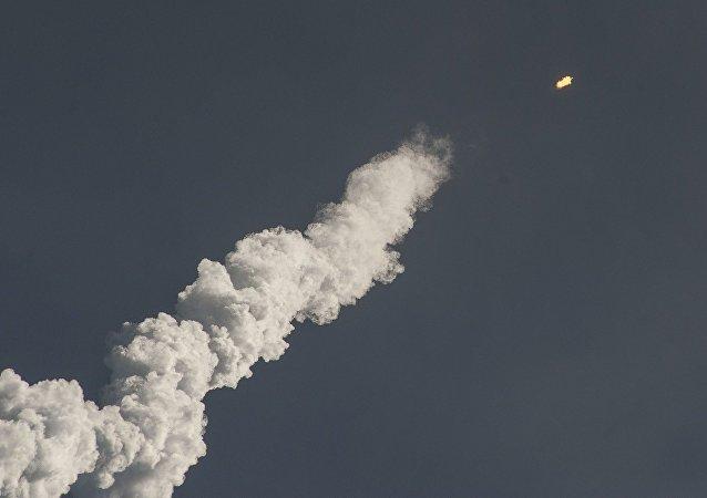 中國成功發射天繪二號01組衛星