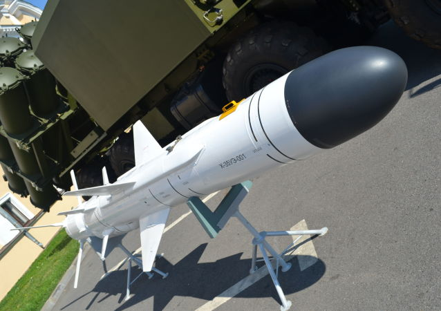 俄羅斯反艦導彈系統X-35
