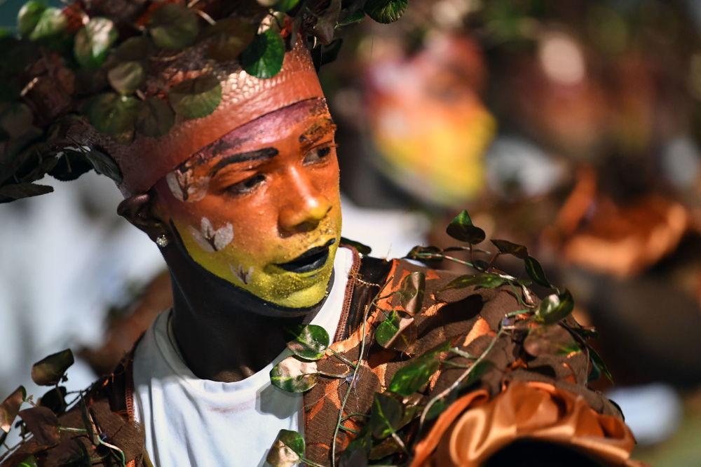 坎东贝舞对于乌拉圭的重要性,相当于桑巴之于邻国巴西。