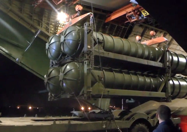 俄產S-300防空導彈系統