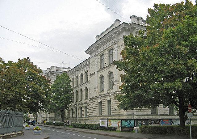 聖彼得堡彼得大帝理工大學