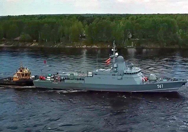22800型小型导弹舰