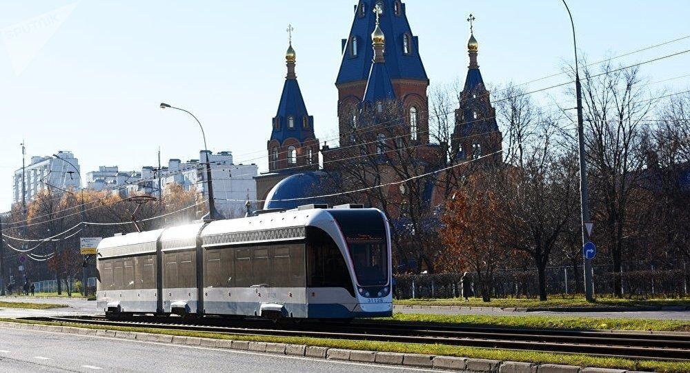 莫斯科電車