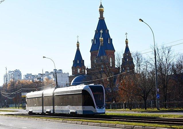 莫斯科电车
