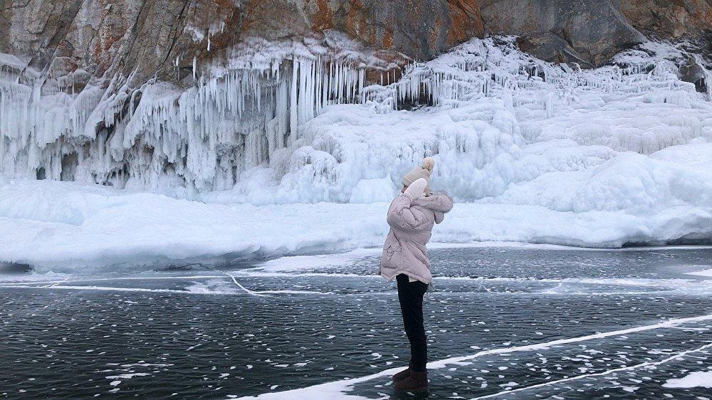 美麗的貝加爾湖