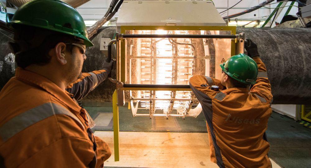 """德国经济部否认与美就""""北溪-2""""做交易换取德购买美液化天然气"""