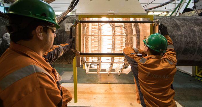 德國經濟部否認與美就「北溪-2」做交易換取德購買美液化天然氣