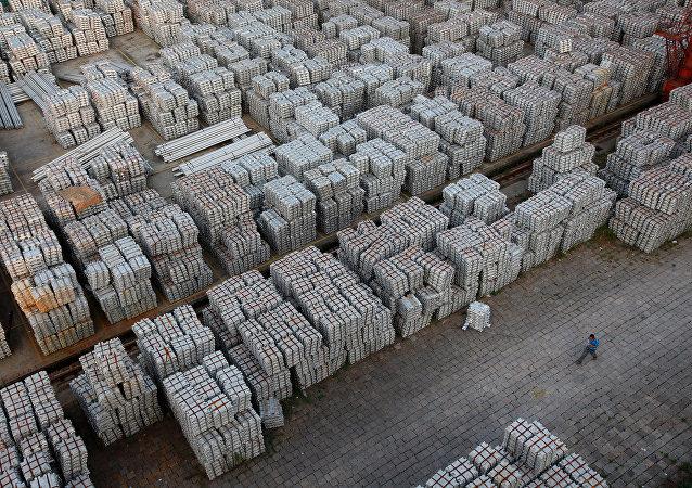 印度對中國的鍍鋁鋅板材啓動反傾銷調查
