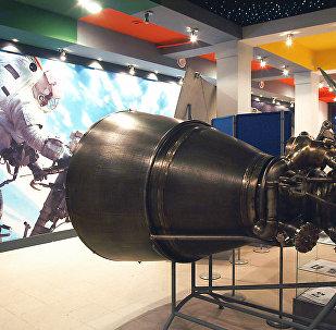 专家:俄美为研制理想的火箭发动机展开竞赛