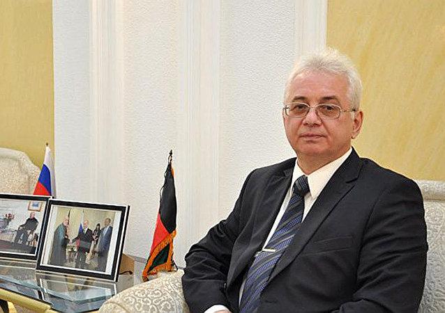 亚历山大·曼特茨基