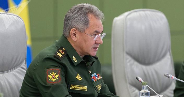 """俄国防部长:首个""""先锋""""高超声速导弹团将于今年12月进入战斗值班"""