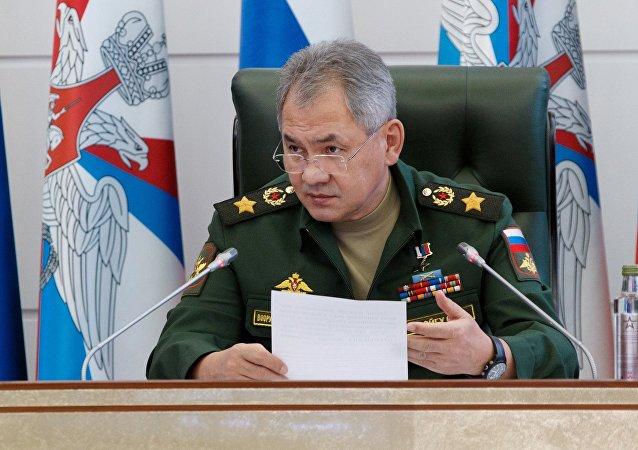 俄防长谈现代战争的变化