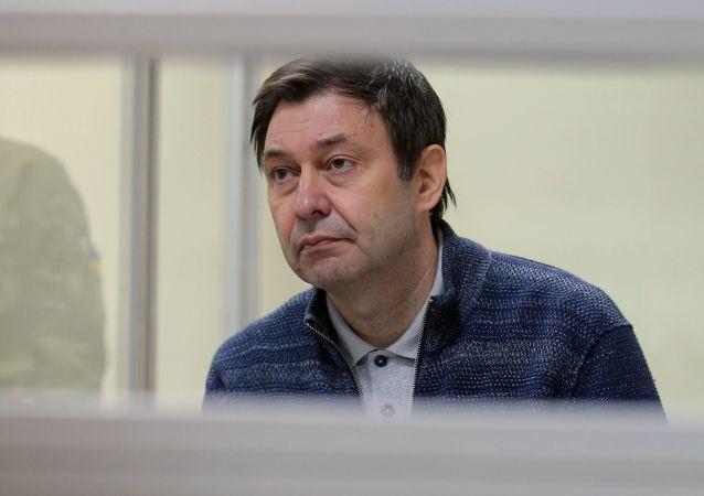 """欧安组织代表呼吁释放""""俄新社乌克兰""""网站负责人"""