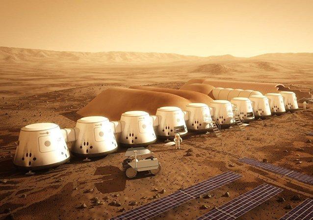 移民火星的「火星一號」計劃破產