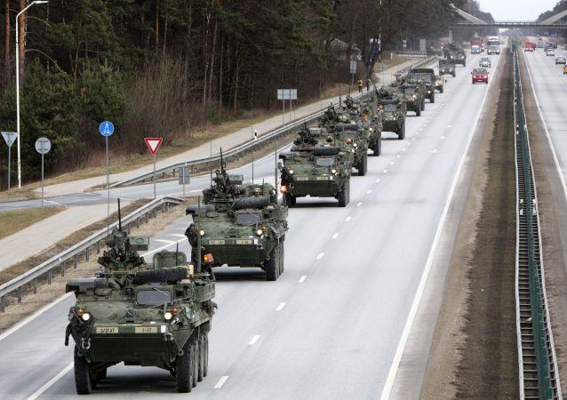 黑客侵入美國現代化史崔克裝甲車系統