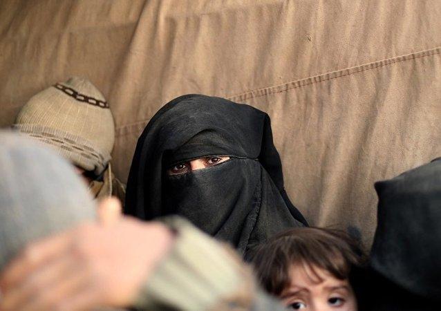 叙利亚政府指控国际联军空袭巴古斯村时犯下反人类罪