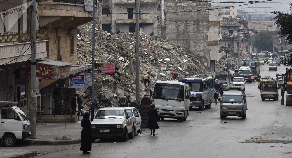 敘利亞阿勒頗省(圖片資料)