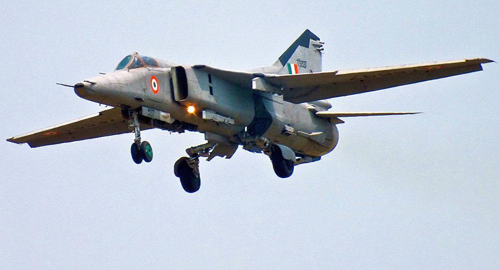 米格-27殲擊轟炸機