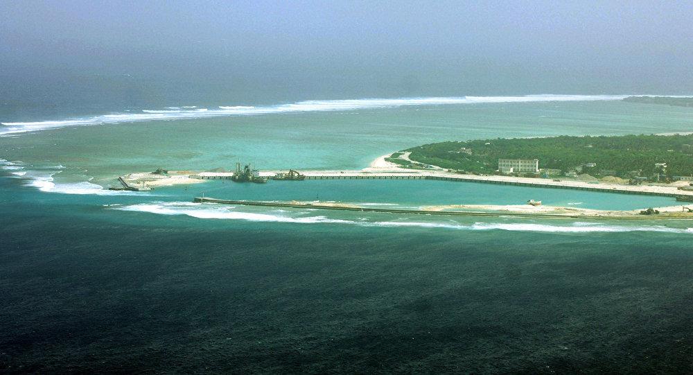 俄驻华大使:美国以其挑衅行为在南海构成主要威胁