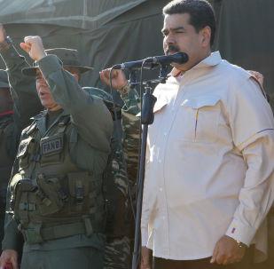 馬杜羅宣佈建立軍事機構保護委社會設施