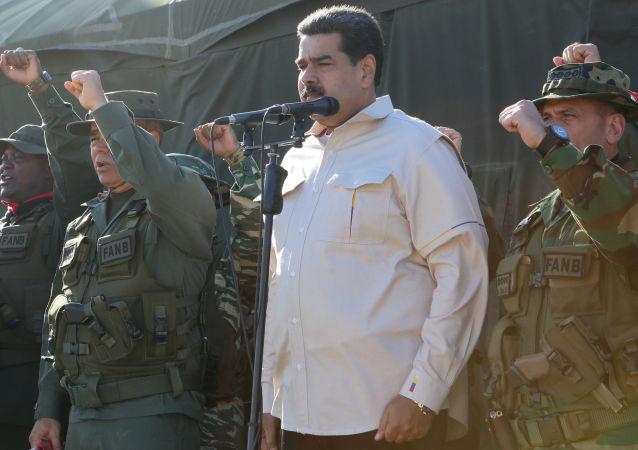 马杜罗提出了击退可能进犯委内瑞拉之敌的计划