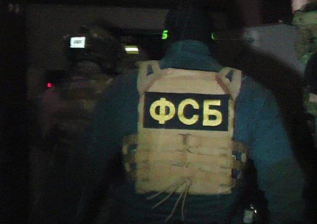 俄聯邦安全局在北高加索兩市搗毀一恐怖團伙