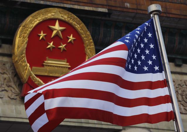 中國外交部:中方敦促美方停止制裁中國實體的錯誤做法