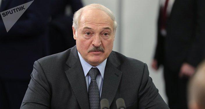 卢卡申科:俄罗斯无意吞并白俄罗斯