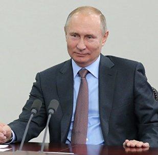 吉爾吉斯斯坦接待普京訪問時將用新的國家禮儀м