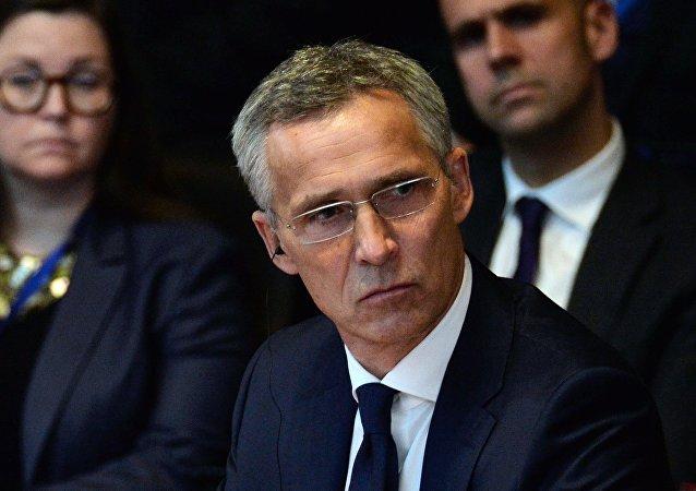 北約秘書長:北約研究在黑海擴大軍事存在的可能性