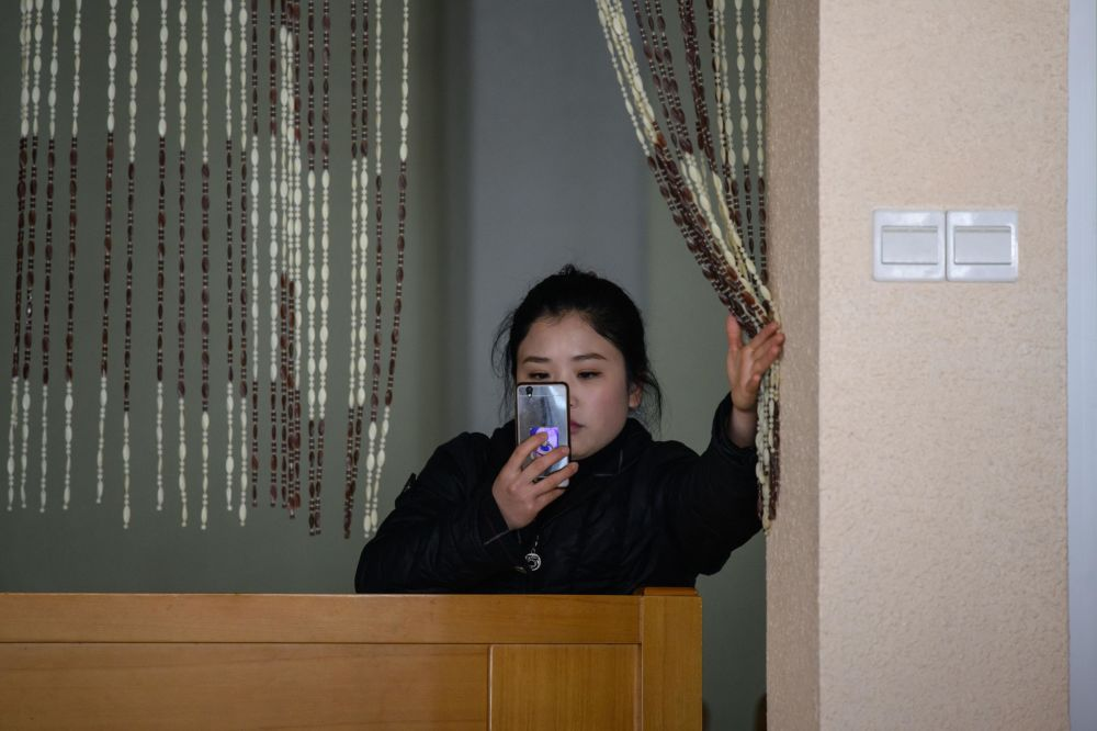 朝鲜的全国烹饪大赛