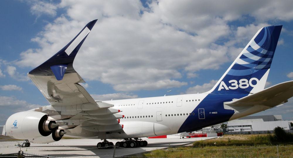 空中客车将停产全球最大客机A380