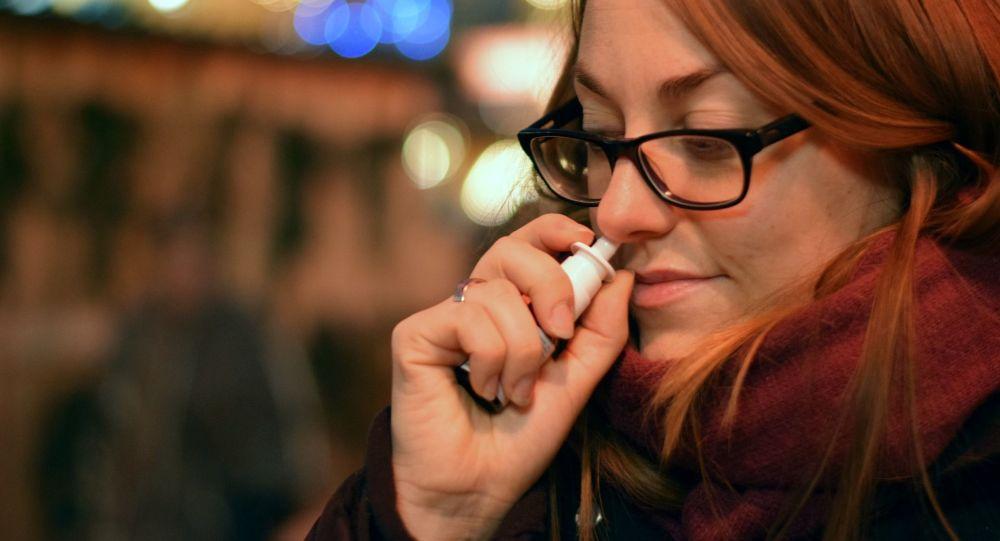 鼻腔喷雾剂