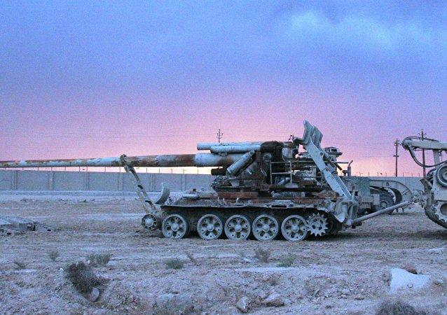 「谷山」(KOKSAN)自行火炮系統