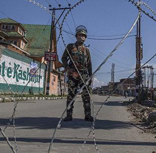Индийские военные штата Джамму и Кашмир