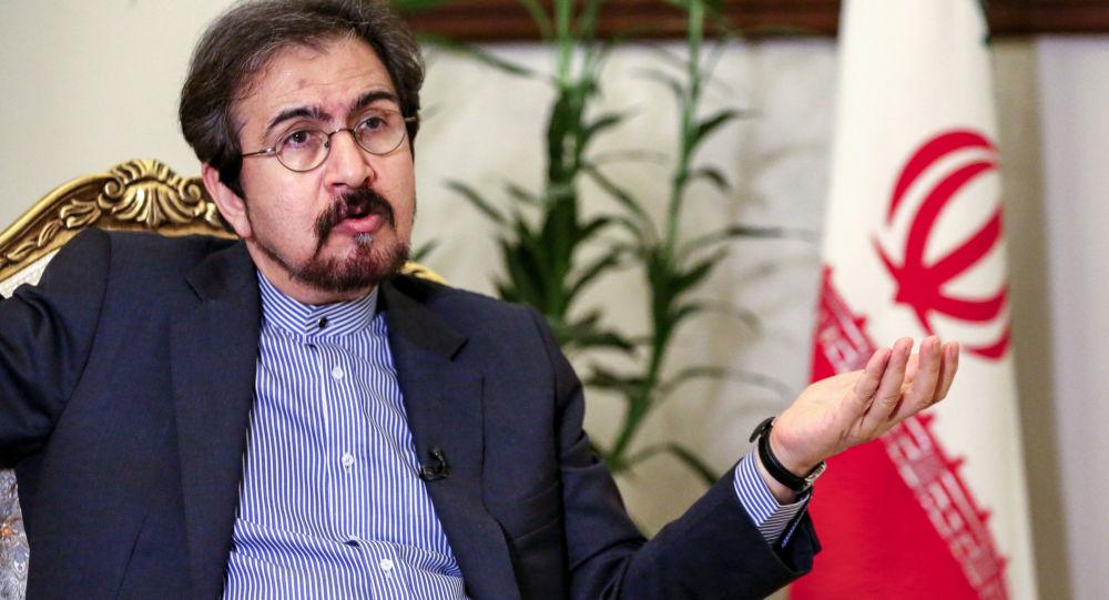 伊朗外交部發言人巴赫拉姆·卡西米