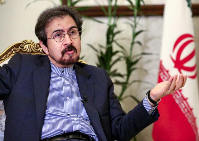 伊朗外交部发言人巴赫拉姆·卡西米