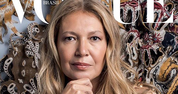 巴西《Vogue》高管因与奴隶合影辞职