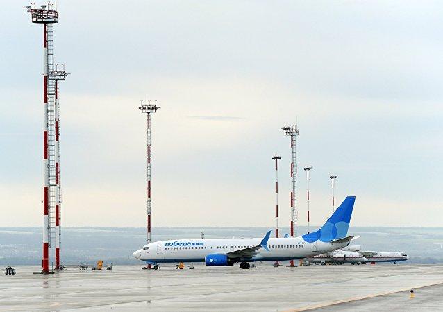 俄勝利航空否認飛機在亞美尼亞久姆里硬著陸