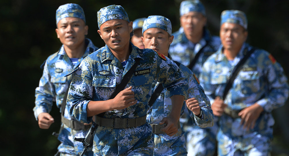 俄方向中方提供17套俄罗斯军装常服样衣