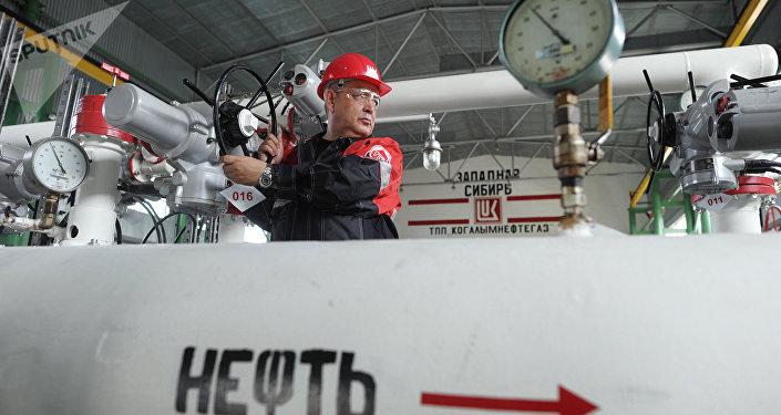 普京:俄罗斯愿意满足中国在石油方面的需求