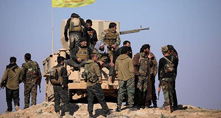 敘利亞庫爾德武裝