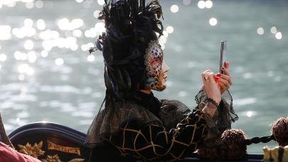 威尼斯狂歡節開幕