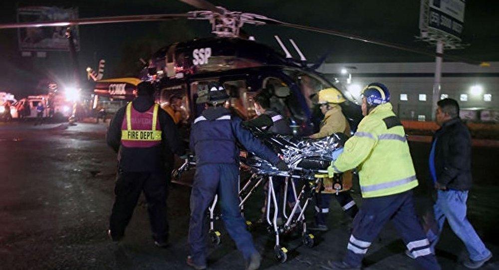 墨西哥管道爆炸遇难人数升至131人
