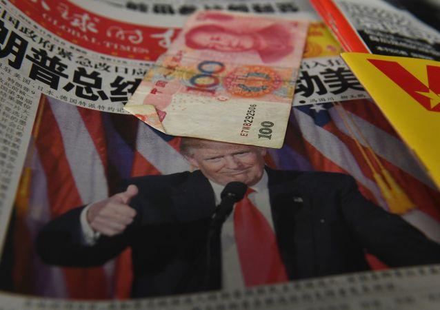 中国在特朗普威胁提高关税后或取消与美国的贸易谈判